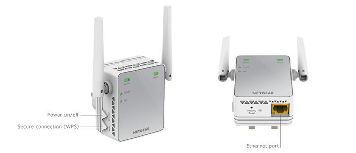 Netgear wireless setup