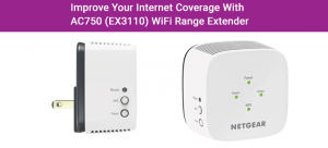 Improve Your Internet Coverage With AC750 WiFi Range Extender
