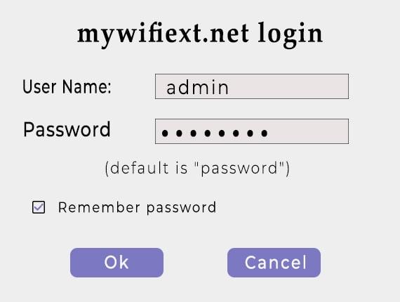 netgear wifi login